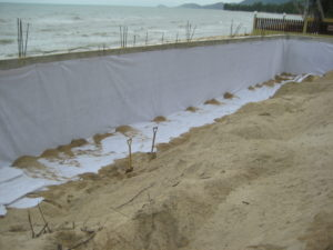 Professional Cement wall construction koh samui