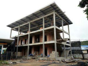tin roof installation chaweng koh samui