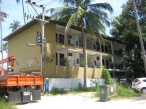 Hotel in Lipanoi beach, Koh Samui