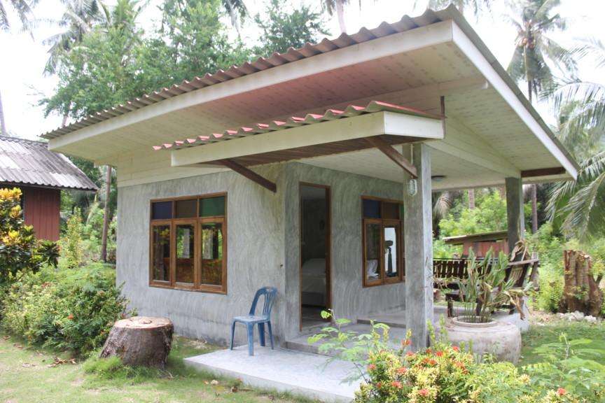 bungalow loft style samui