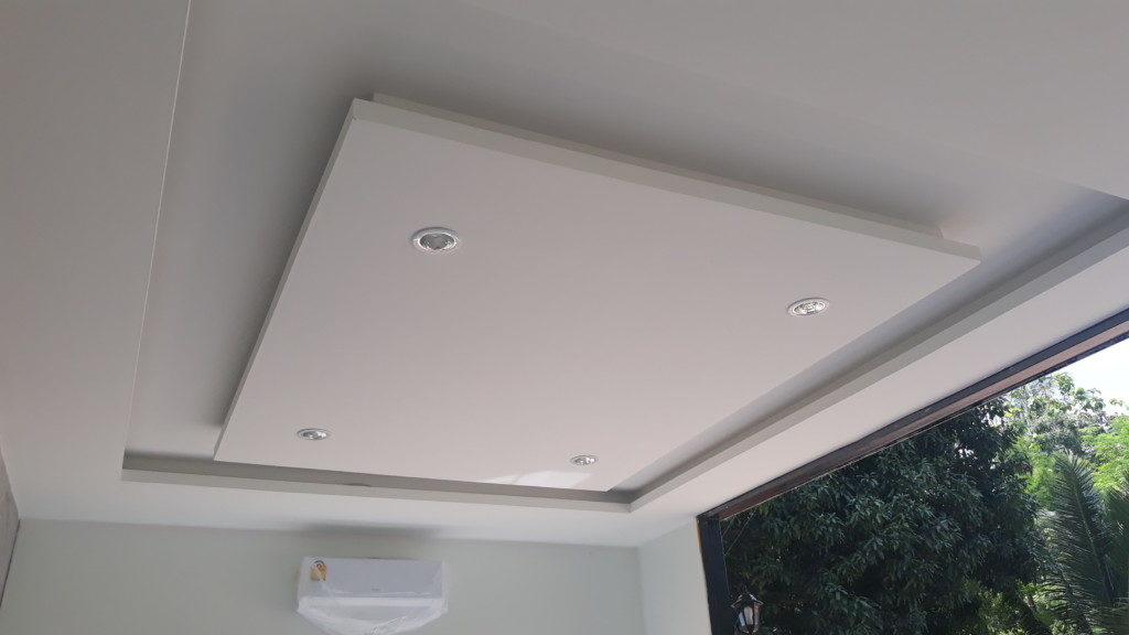 ceiling installation and renovation services koh samui