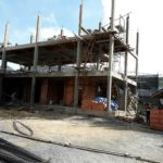เริ่มการก่อสร้าง
