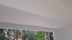 กล่องเพดานที่กำหนดเอง ติดตั้งได้เพดานเเละหน้าต่างได้หมด