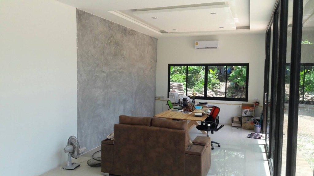 loft design cement koh samui